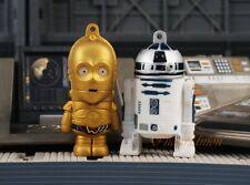 Star Wars Figur Cake Topper Decoration C-3PO Protocol R2-D2 Droid Set K1109_AH
