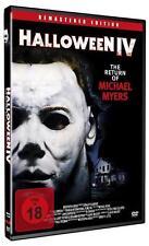 Halloween IV - The Return Of Michael Myers (2012) DVD #9833