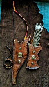 Saadach set with bow and arrow