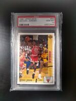 1991 MICHAEL JORDAN PSA 10 UPPER DECK #44 / FIRST UPPER DECK CARD - INVEST! 🔥📈