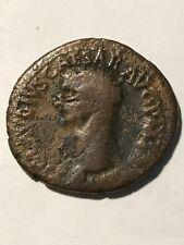 monnaie romaine AS de CLAUDE