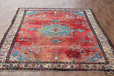 Traditional Vintage Wool Handmade Classic Oriental Area Rug Carpet 318 X 213 cm