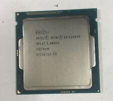 SR14T Intel Xeon E3-1245V3 3.4GHz Quad-Core (CM8064601466509) Processor