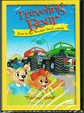 "Traveling Bear Goes to the Monster Truck Parade (Vol 9) ""Thinking Ahead""  New"