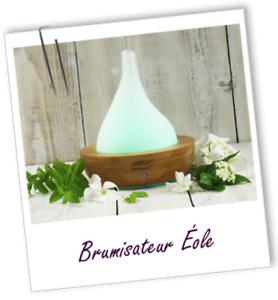 Brumisateur Eole de Aroma-Zone.com **NEUF** Garantie 1 an