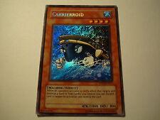 YU GI OH  Carrierroid PP02-EN015 Secret Rare