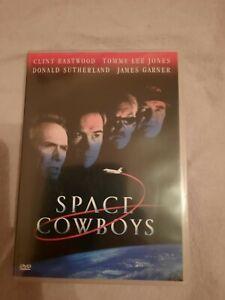 Space Cowboys DVD