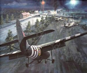 WW2 Planes Bombers & Gliders 1/300th Scale new unpainted metal cast