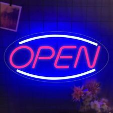 Neon Open Sign,Open Sign Light, 3D Art Usb Powered Open Sign Led for Business