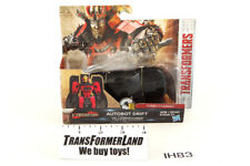 Drift Sealed MOSC 1-Step Turbo Changers Movie The Last Knight (TLK) Transformers