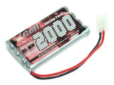 X-cell RC Power 2000mah Akku für Carson Tamiya Autos