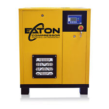 75 Hp Rotary Screw Air Compressor 3 Phase Variable Speed