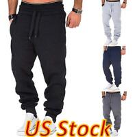 Men Sports Pants Casual Sport Tracksuit Fitness Workout Joggers Gym Sweatpants