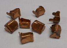 9T-5C Copper Axle Journal Boxes, 8Pcs, O & Standard Gauge