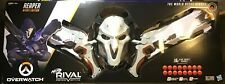 Overwatch Reaper Wight Edition Collector Pack 2 Rival Blasters LE Costume NIB