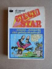 CICCIO STAR - Al Caporal presenta n°3 1975 ed. Giacchetti  [G528-2] Buono