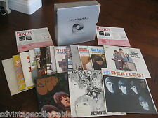 Beatles 16 LP Record Album Capitol Promo Collection Platinum Box Rock 1984 MINT