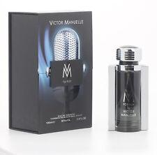 VM Cologne by Victor Manuelle, 3.4 oz / 100 ML EDT Spray for Men NIB Sealed
