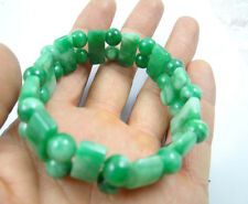 Chinese jade hand-carved the statue of bracelet agate PENDANT A1