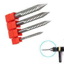 Sliver 5Pcs/Set 3/4.5/6/8/10mm 5Sizes flat tire repair pneumatic nail drill bit