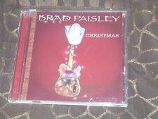 Brad Paisley Christmas  CD HTF