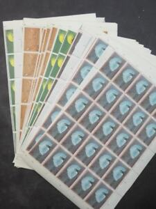 EDW1949SELL : INDONESIA West Irian 1963 Sc #34-39 Birds. 2 values. 175 Cplt sets