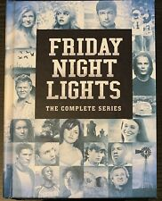 Friday Night Lights: The Complete Series (DVD, 2016, 19-Disc Set)