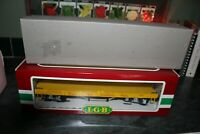 LGB 4160 - DG LIMITED EDITION WILSON BROS CIRCUS FLAT CAR and BOX, C7