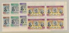 Mint Never Hinged/MNH Military, War European Stamp Blocks