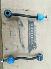 Jeep TJ Wrangler Front Sway Bar End Links Pair 97-06 15987