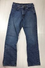 Vtg Lucky Brand Womens Low Rise Fare Jeans #86 Denim Blue Sz 6 28 28x30