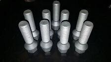 BULLONE CONICO M14x1,50 L=40mm Ch17 BRUNITO