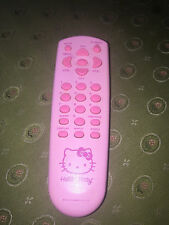 Hello Kitty Original TV Remote Control Tested and Works FOR KT2113