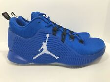 62b6e59ee033  New  Air Jordan CP3 X Men s Size 11.5 Blue 854294-407
