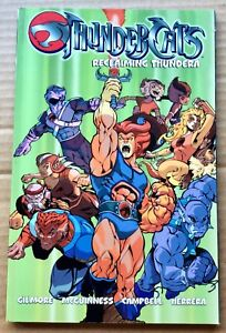 THUNDERCATS VOL. 1: RECLAIMING THUNDERA TRADE PAPERBACK (2003) J. Scott Campbell