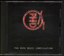 PHD ROCK MUSIC COMPILATION PROMO CD The Cardiacs Spacemen 3 Opeth *