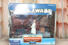 Death Star Trash Compactor Set 2 Star Wars SAGA 2002