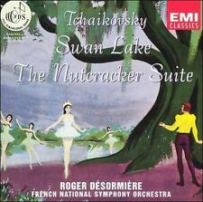 Tchaikovsky: Swan Lake (Excerpts); The Nutcracker Suite 1998, EMI CD Only D2