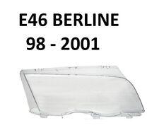 VITRE PHARE AVANT PASSAGER BMW SERIE 3 E46 BERLINE PHASE 1 DE 1998 A 08/2001