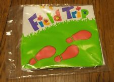 1993 Mcdonald's Happy Meal Toy Field Trip Explorer Bag ~ NEW