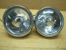 Vintage NOS Ichico 82 Grill Mount Driving Lights Ford Mustang Chevy Dodge