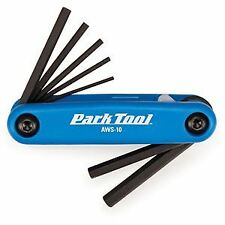 Park Tool AWS-10 - Fold-Up Hex Wrench Set: 1.5 a 6 mm