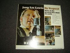 Jerry Lee Lewis - By Request 1966 USA Mono Orig. LP E/G