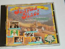 CD 1990 SERVUS TIROL vivo AUTRICHE MUSIQUE