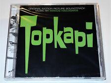 Manos Hadjidakis TOPKAPI Milena Mercouri Remastered and Expanded CD New & Sealed