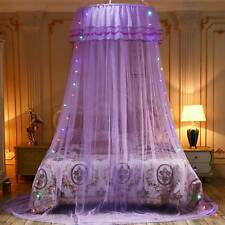 Bedcover Bed Canopy Mosquito Net Tent Cotton Curtain Bedding Dome Insect Protect