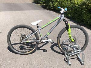 Saracen Amplitude, Jump Bike. Dj Bike