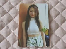 (ver. Sulli) f(x) FX 3th Album Red Light Photocard Kpop SM