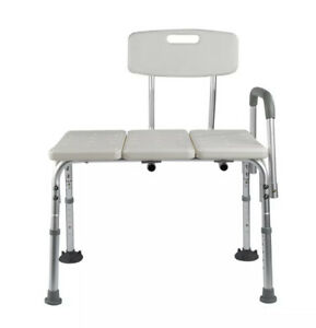 Transfer Disability Aid Support Bathroom Bath Shower Bench Chair Seat Stool🇬🇧