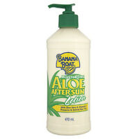 Banana Boat X44669A0 Aloe Vera After sun Lotion 470ml